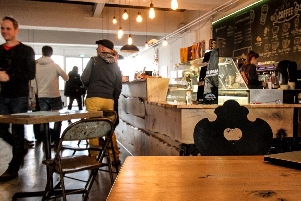 Werk1 Cafe